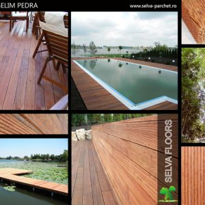 Deck Angelim Pedra
