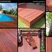Deck Massaranduba