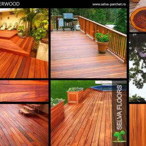 Deck Tigerwood