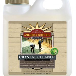 American Wood Oil CRYSTAL CLEANER