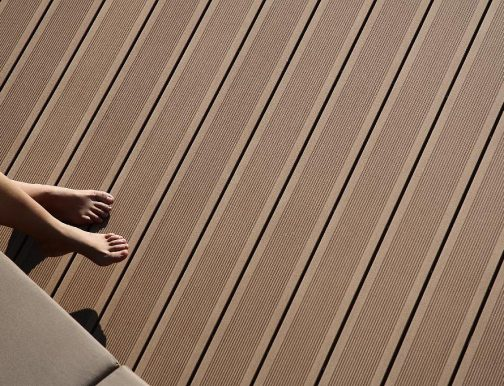 Deck WPC Neted Elegance
